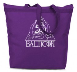 Balticon 50 Tote Bag