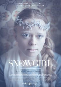 Snow Girl Poster