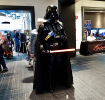 Hall costume Darth Vader
