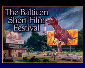 Short Film Festival; dinosaur rampage at drive-in