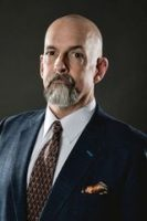 Neal Stephenson photo by Brady Hall